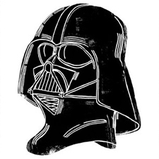 Darth Vader Lost Helmet Print  – Available through our shop