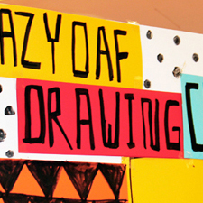 Lazy Oaf Drawing Club