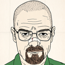 Walter White  – Breaking Bad y'all